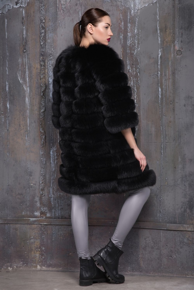 "Fur coat ""Siena"""